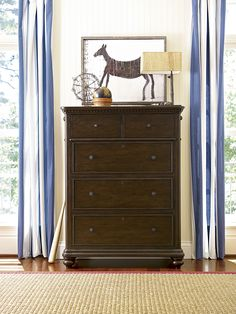 Paula Deen Guys- Drawer Chest