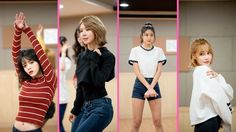 AOA Spotted Rehearsing In Casual Clothes And They Look Even Sexier