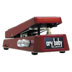 Jim Dunlop CryBaby Slash Signature SW95 Wah Pedal Like the man himself the new Slash Wah from Dunlop is both revolutionary and classic right down to its hot rod metallic red finish and cutting edge circuit design. Now you can have all the features an http://www.MightGet.com/march-2017-1/jim-dunlop-crybaby-slash-signature-sw95-wah-pedal.asp