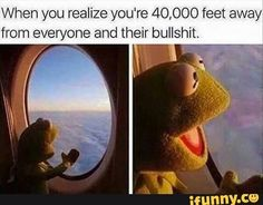 Find images and videos about funny, meme and kermit on We Heart It - the app to get lost in what you love. Really Funny Memes, Stupid Funny Memes, Funny Relatable Memes, Funny Posts, Funny Stuff, Funny Humor, Funny Kermit Memes, Ecards Humor, 9gag Funny