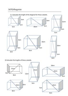 trigonometry and pythagoras worksheets worksheets geometry worksheets and math. Black Bedroom Furniture Sets. Home Design Ideas