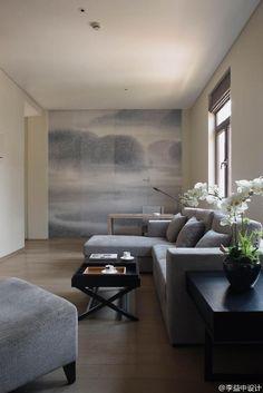 李益中设计的微博_微博 Flat Screen, Sofa Ideas, Couch, Furniture, Home Decor, Haus, Blood Plasma, Flat Screen Display, Settee