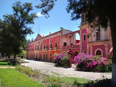 Ex-hacienda Gogorrón  San Luis Potosí México