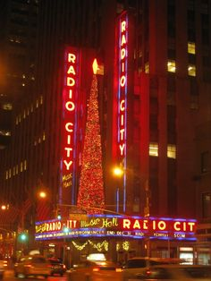 Home of the Rocketts - Radio City Music Hall, New York