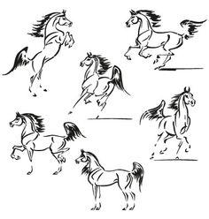 arabian horse tattoo - Google Search