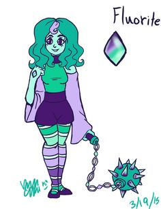 steven universe gemsona - Google Search