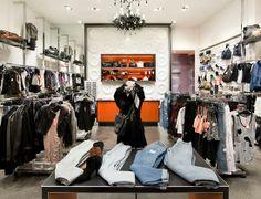 Clothing Boutique Interior Design | boutique interior design on Women Fashion Boutique Interior Design ...