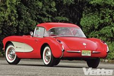 1957 Chevrolet Corvette  Maintenance/restoration of old/vintage vehicles: the material for new cogs/casters/gears/pads could be cast polyamide which I (Cast polyamide) can produce. My contact: tatjana.alic@windowslive.com