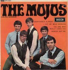 Everything's Al'Right E.P. (1964) - The Mojos