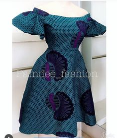 African fashion that looks stunning. Ankara Short Gown Styles, Short African Dresses, African Print Dresses, African Fashion Ankara, Latest African Fashion Dresses, African Print Dress Designs, Africa Dress, African Traditional Dresses, Africa Fashion
