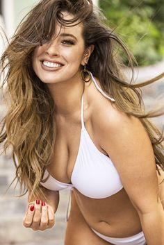 Ashley Graham Swimsuits For All Ad Sports Illustrated 2017 | POPSUGAR Fashion Photo 10