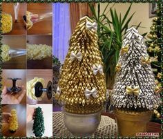 Vianočné tvorenie s cestovinami ~ Homemade by Majka