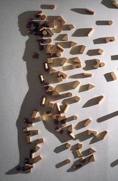 Light & Shadow! Conceptual Surreal Art By Kumi Yamashita | Design Inspiration. Free Resources & Tutorials | timms brand design | Scoop.it