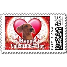 Love these stamps. Happy Valentine's Day.