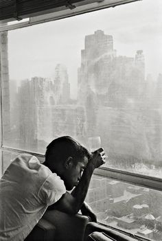 Sammy Davis Jr, NY (1959) | Photographer: Burt Glinn