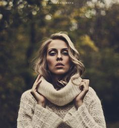 autumn girl by julia anisimova , via 500px