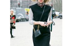 How To Wear A Shell Tops - Slideshow | Fashion | PureWow National