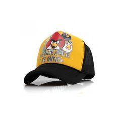 Anger birds pattern baseball cap style zz926013 in Indressme ($16) via Polyvore