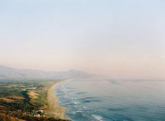 The beaches of Michoacan