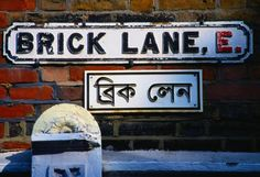 Brick Lane neighbourhood in London, the backdrop to Adele's disappointment Sunday In London, London Life, East London, Brick Lane, London Places, London Hotels, London Brick, Tower Hamlets, Liverpool Street