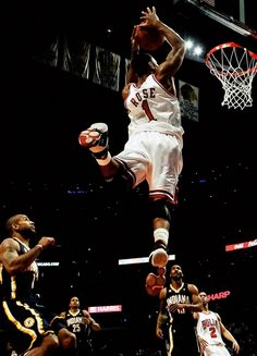 Derrick Rose #ChicagoBulls