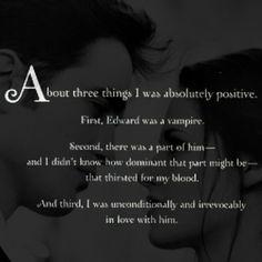 Favorite Twilight quote