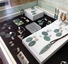 Jewellery Display at the Shop of Mundaring Art Centre 2017 Jewellery Display, Perth, Centre, Unique Jewelry, Shopping, Furniture, Design, Home Decor, Homemade Home Decor