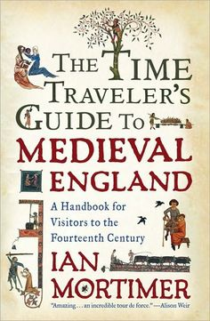 I totally love this book.  It truly transports you back in time and is a great read for the medievalist!