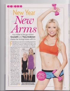 tracy anderson new year new arms 1