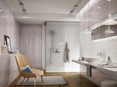 White-paste wall tiles ABITA - CERAMICA SANTAGOSTINO