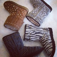 All except the fringe ones!