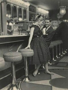 A date in the 1950's.
