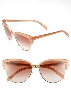 a69d9afed3 Oliver Peoples  Alisha  60mm Polarized Sunglasses