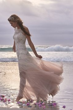 Cate Gown in Bride Wedding Dresses at BHLDN
