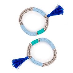"Sole Society ""Tassel Bracelet Set"", $Array"
