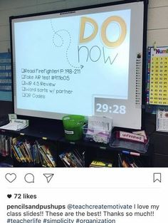 Dear students waste less time at the beginning of the lesson - science elementary 5th Grade Classroom, Classroom Design, Future Classroom, School Classroom, Classroom Ideas, Science Classroom, Science Education, Teacher Organization, Teacher Tools