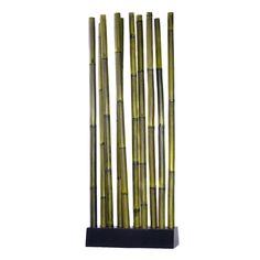 Ширма из бамбука