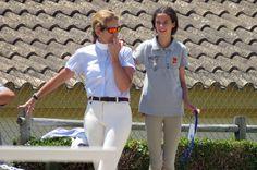 Victoria Federica regresa a Madrid con la Infanta en su 15 ...