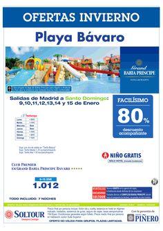 Playa Bávaro (Rep. Dominicana) 80% Grand Bahía Príncipe Premier/Bávaro (Vuelo a Santo Domingo) salidas Enero desde Madrid ultimo minuto - http://zocotours.com/playa-bavaro-rep-dominicana-80-grand-bahia-principe-premierbavaro-vuelo-a-santo-domingo-salidas-enero-desde-madrid-ultimo-minuto/