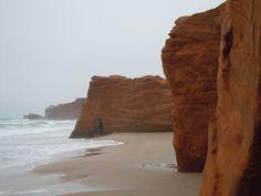 NOVA SCOTIA, CANADA imagine walking on this beach! =)