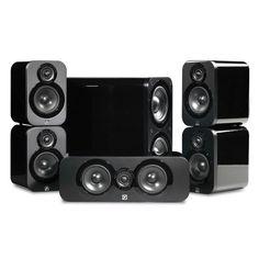 Q Acoustics Home Cinema Speakers