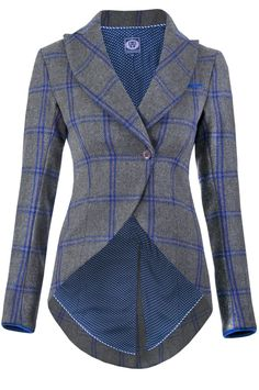 Another gorgeous Vilagallo blazer for fall Coats For Women, Jackets For Women, Clothes For Women, Look Office, Cool Coats, Country Fashion, Blazer Fashion, Jacket Pattern, Mantel