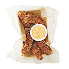Healthy Chicken Fingers: Recipe Makeover | Cooking Light