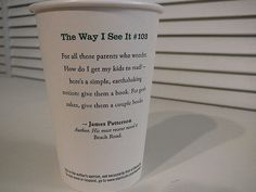 """Starbucks """"The Way I See It"""" (#103) by James Patterson"""