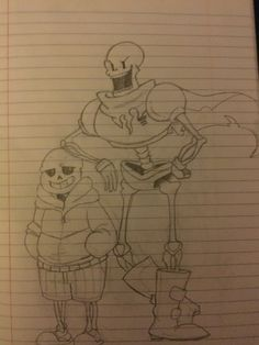 Brothers- Undertale