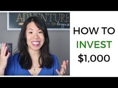 How to Invest 1000 Dollars for Beginners in 2018 - Stock Market, Side Hustle - YouTube