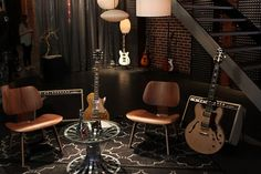 Guitar room. #TheVoice
