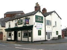 The Crown pub - Wakefield Road, Normanton, 2008