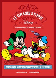 Le grandi storie Disney: l'opera omnia di Romano Scarpa con la Gazzetta dello Sport e Corriere della Sera