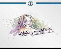 Monique's Studio Logo Design
